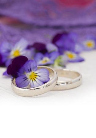 wedding rings photo