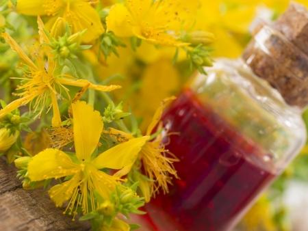 聖ヨハネの麦汁油