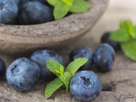 blueberries Zdjęcie Seryjne