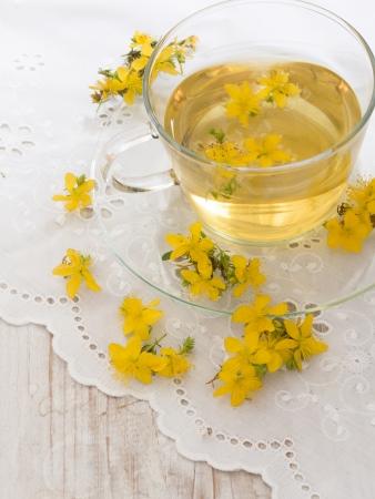 st john: st john wort tea