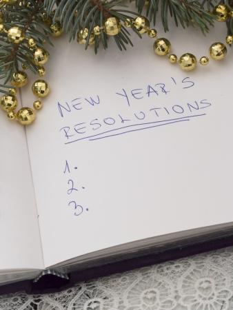 year        s: Risoluzioni del nuovo anno s