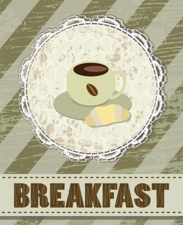 deliciously: breakfast Illustration