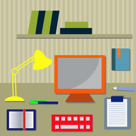 espacio de trabajo: espacio de trabajo