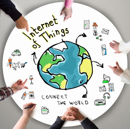 wifi internet: Internet de las Cosas