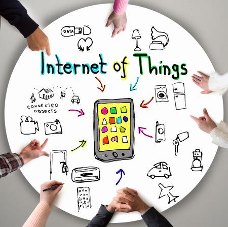 objetos de la casa: Internet de las Cosas