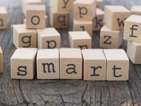 Smart concept Stock Photo