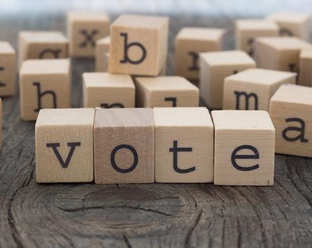 reckon: Vote concept