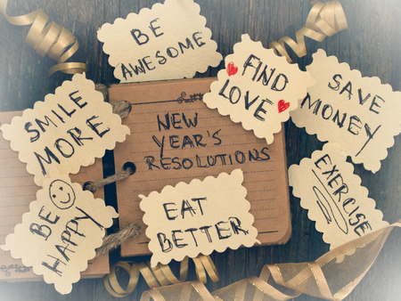 new years resolutions: New Years resolutions
