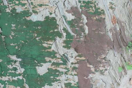 daub: texture, wattle and daub plaster, old house decoration Stock Photo