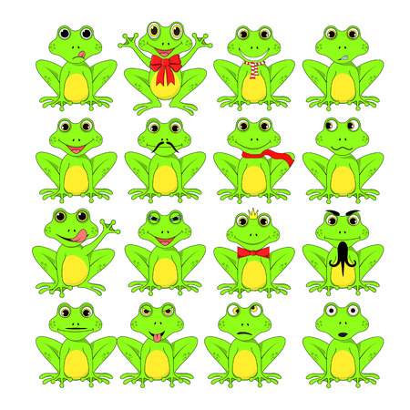 frog body parts
