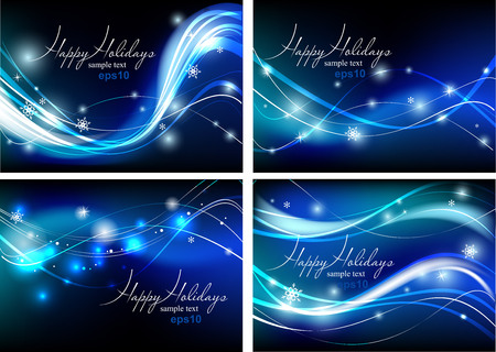blue star background: holiday backgrounds
