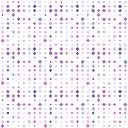 Abstract seamless pattern background with multicolored various rhombuses. Foto de archivo - 115441733