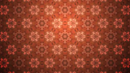 Background with a colorful, diverse cyclic pattern.