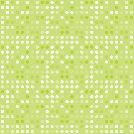 Seamless abstract background of colored varied circles for design. Colored circles background. Vetores
