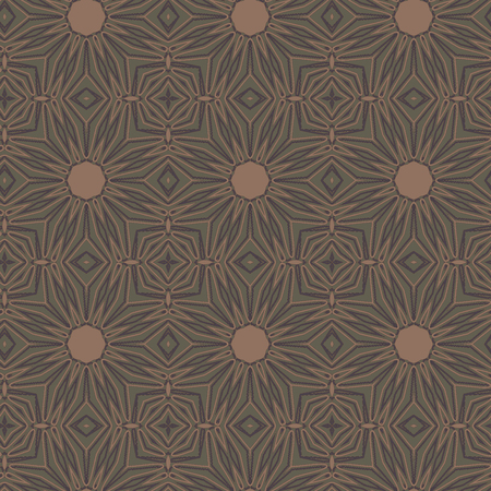 Seamless color pattern from lines of different thickness. Reklamní fotografie