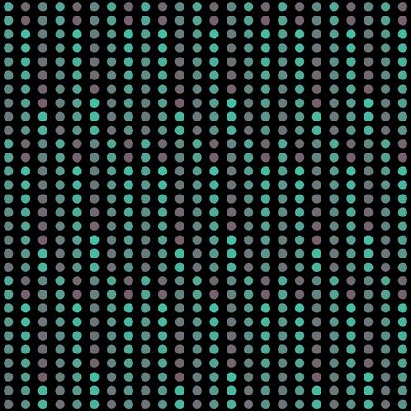 Seamless abstract pattern background with a variety of colored circles. Reklamní fotografie - 124874773