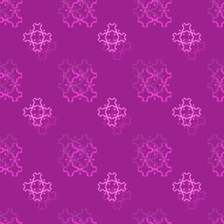 Seamless background pattern with colored varied squares. Reklamní fotografie - 124874917