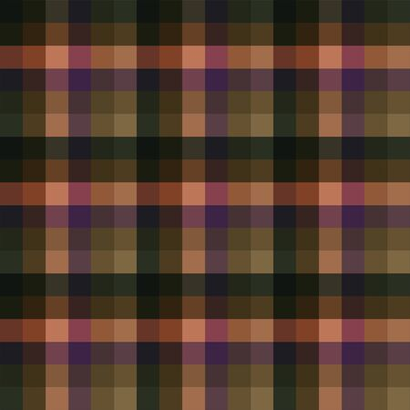 Seamless pattern background from a variety of multicolored squares. Reklamní fotografie - 124876430