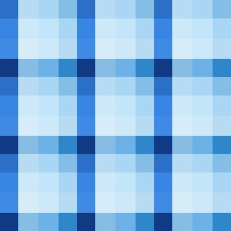 Seamless pattern background from a variety of multicolored squares. Reklamní fotografie - 124876533