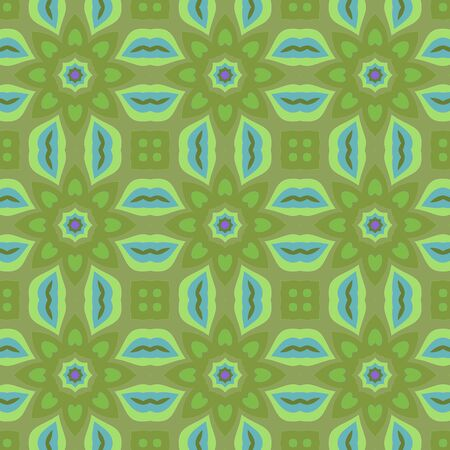 Seamless background pattern with a variety of multicolored lines. Reklamní fotografie - 124877186