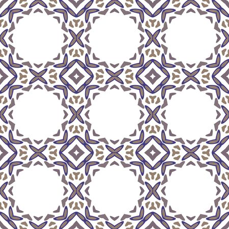 Seamless background pattern with a variety of multicolored lines. Reklamní fotografie - 124877307