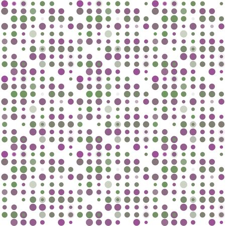 Seamless abstract pattern background with a variety of colored circles. Reklamní fotografie - 124877419