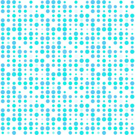 Seamless abstract pattern background with a variety of colored circles. Reklamní fotografie - 124939980