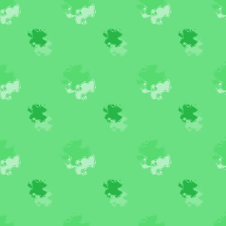 Seamless background pattern with various colored spots.