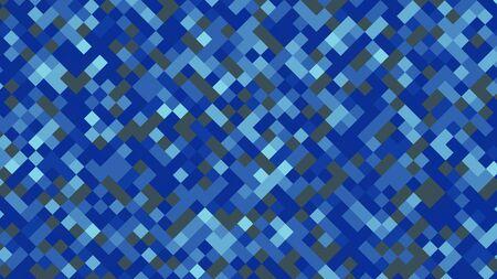 Fond de carrés. Différentes nuances. Avec des transitions de couleur et de lumière. Contexte pour la conception.