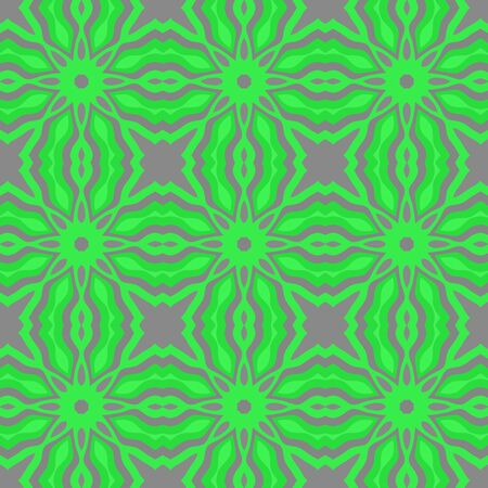 Seamless background pattern with a variety of multicolored lines. 스톡 콘텐츠