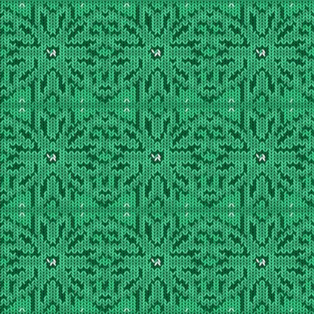 Seamless background with a knitted texture, imitation of wool. A variety of different patterns. Stock fotó