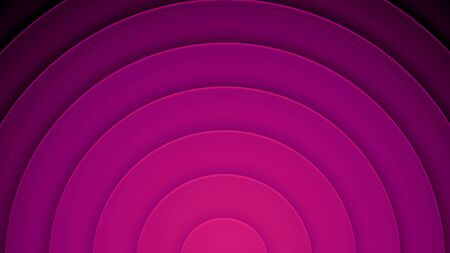 Background with circles in a paper style. With a variety of colors. Stock Photo - 130148074