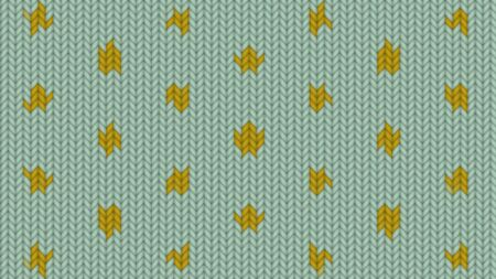 Background with a knitted texture, imitation of wool. Abstract colored background. Stock fotó