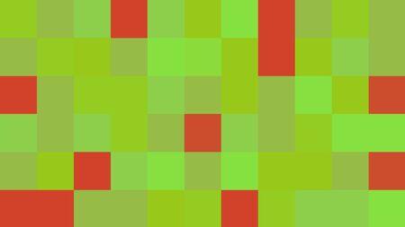 Achtergrond van vierkanten. Verschillende tinten. Met kleur- en lichtovergangen. Achtergrond voor ontwerp.