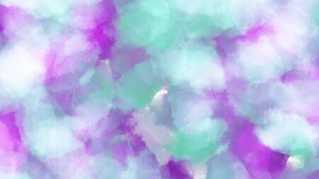 Background with paint. Divorces and drops. Periwinkles. Banque d'images - 130758667