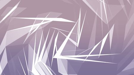 Background from polygons. Texture of geometric shapes. With shadows and light. 写真素材