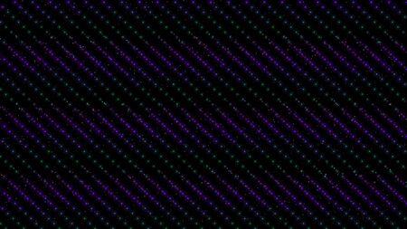 Colored different circles. Background of different sizes of circles of different shades of the same color. Archivio Fotografico - 131355463