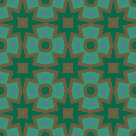 Seamless background pattern with a variety of multicolored lines. Фото со стока