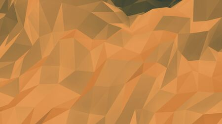 Background from polygons. With shadows and light. 版權商用圖片