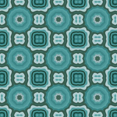 Seamless background pattern with a variety of multicolored lines. Stockfoto