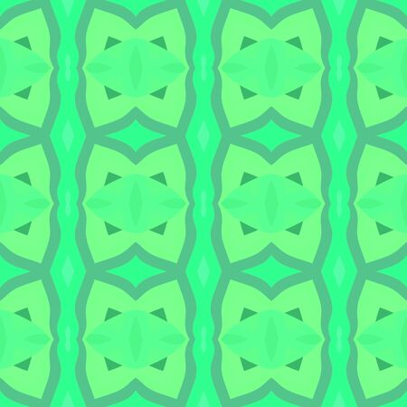 Seamless background pattern with a variety of multicolored lines. Stock Photo
