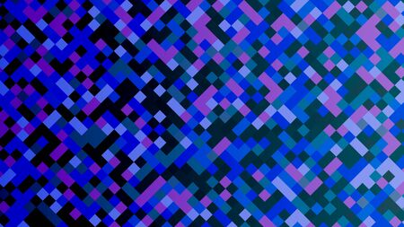 Background of squares. Different shades. With color and light transitions. Background for design. Stock fotó - 134952273