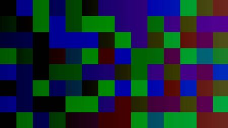 Background of squares. Different shades. With color and light transitions. Background for design. Stock fotó - 134952212