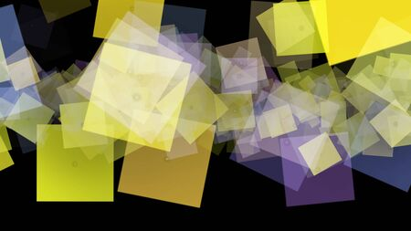 Background of squares. Different shades. With color and light transitions.