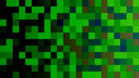 Background of squares. Different shades. With color and light transitions. Background for design. Stock fotó - 134952237