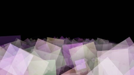 Background of squares. Different shades. With color and light transitions. Stock fotó - 134952141