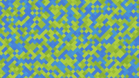 Background of squares. Different shades. With color and light transitions. Background for design. Stock fotó - 134952149