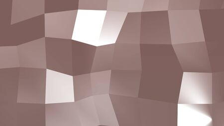 Background from polygons. Texture of geometric shapes. With shadows and light. Reklamní fotografie