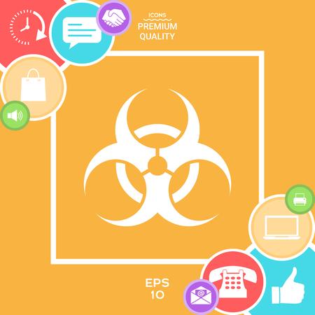 Biological hazard Illustration