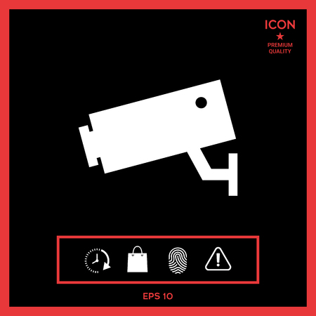 private security: Security Camera icon